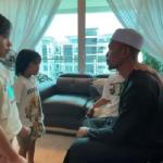 VIDEO. Shuib Beritahu Anak-Anak Tentang Kematian Siti Sarah.