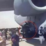 Tentera AS Jumpa Cebisan Mayat Pada Roda Pesawat