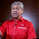 Ini Reaksi DS Zahid Hamidi Selepas DUN Melaka Dibubarkan.
