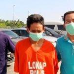 Lelaki Bakar Pondok Polis Mengaku Tidak Bersalah