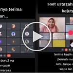 (Video) Ustazah Terharu 'Surprise' Anak Murid Sempena Hari Lahir. Reaksinya Buat Ramai Sebak
