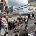Tular Video Sekumpulan Individu Serang Anggota Polis Guna Senjata Besi. Ini Respon PDRM